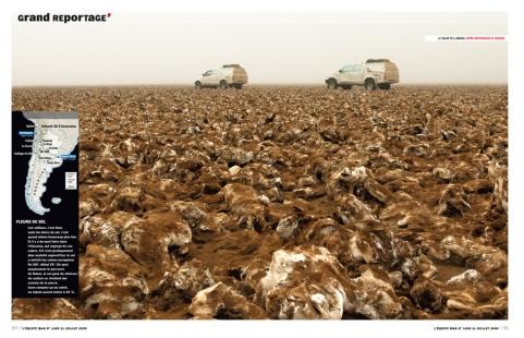 Le Dakar reprend du desert 2
