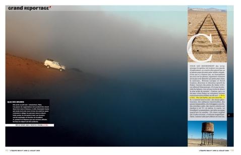 Le Dakar reprend du desert 3