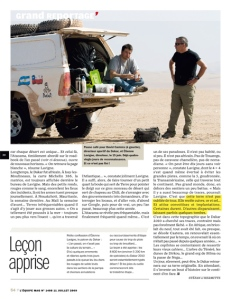 Le Dakar reprend du desert 4