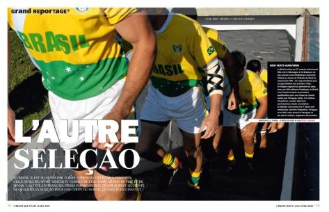 Rugby Brésil