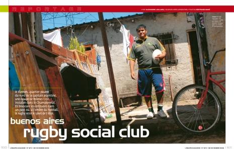 Rugby social club 1