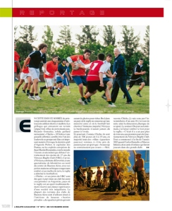 Rugby social club 2